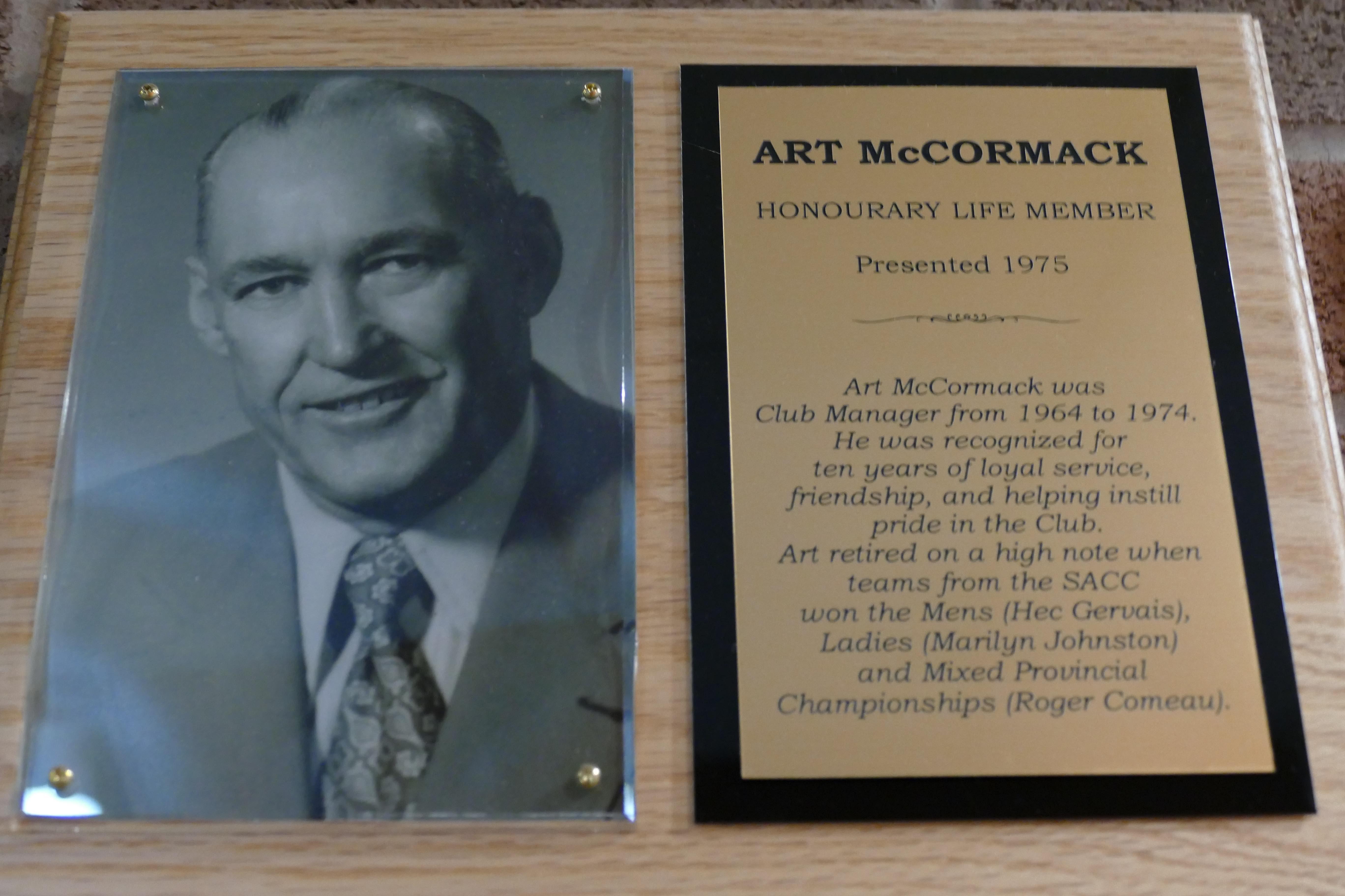 1975 MCCORMACK