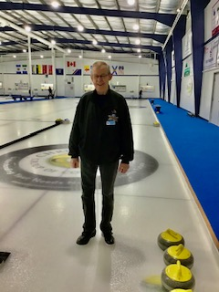 Dennis  Director Stick Curling