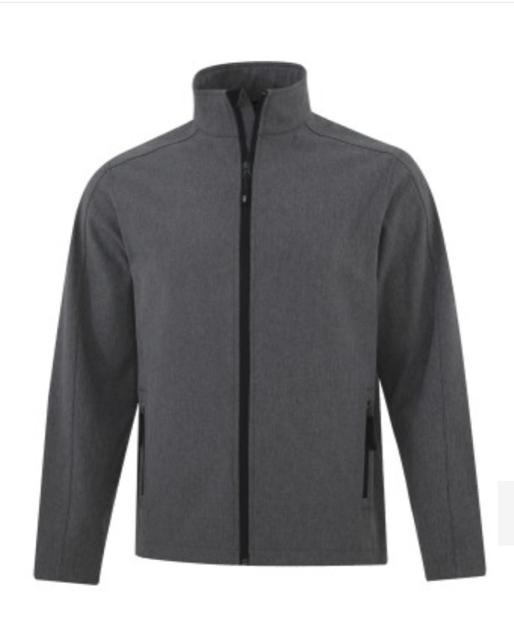 Jacket Pearl Grey Heather