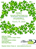 "2020 Irish ""Sweep""stakes Funspiel"